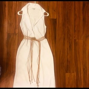 Guess Silky Tunic Long Dress